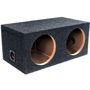 R/T 770 Enclosure Series 12-Inch Single Sealed Bass Speaker Box